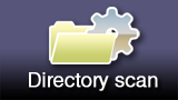 Directory scan